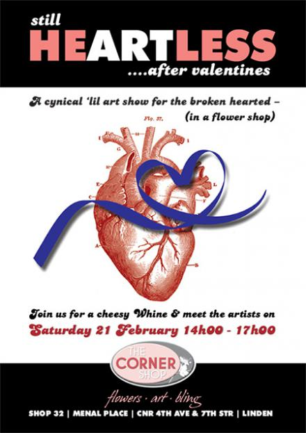 Event | Heartless 2015 | The Corner Shop